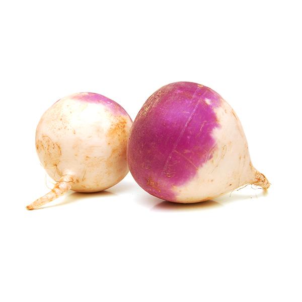 Fruits & Légumes locaux IDF Bio - Navet violet nouveau. Ile de France