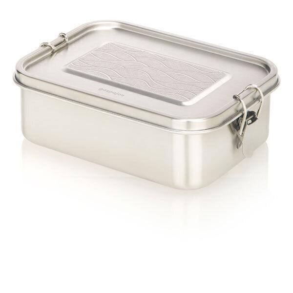 Gaspajoe - Boîte Bento en inox Yummy Vague 1,2L