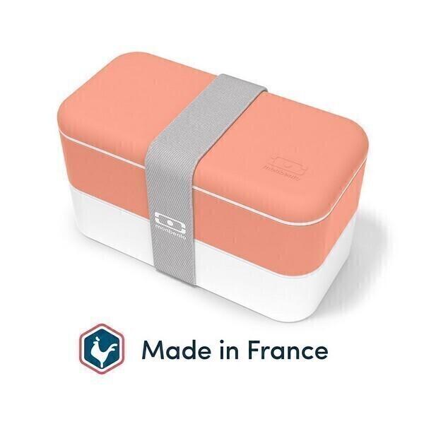 monbento - Bento MB Original made in France Orange Tropical 1L