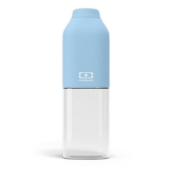monbento - Bouteille MB Positive M Bleu Crystal 50cl