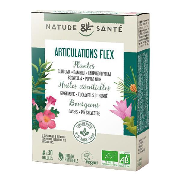 Nature & Santé - Articulations Flex 15g