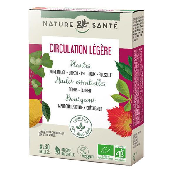 Nature & Santé - Circulation Légère 14g