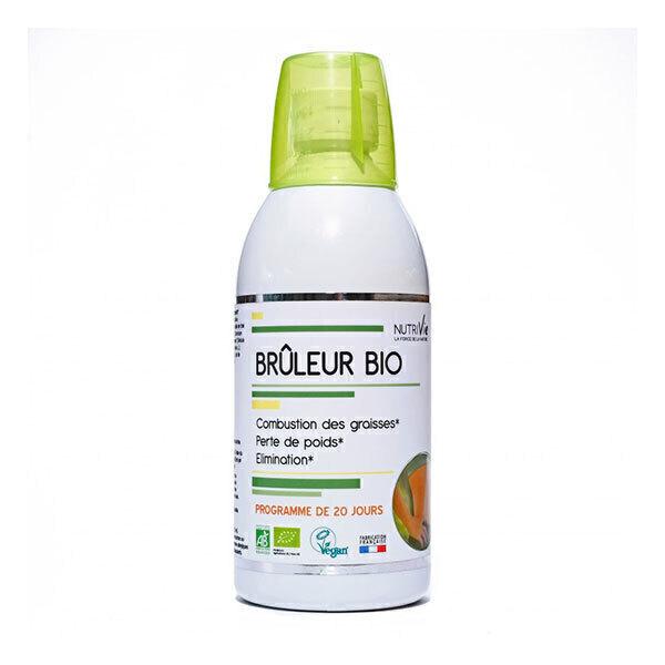 NutriVie - Brûleur Bio - Bouteille de 500mL