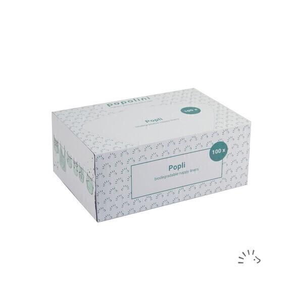 Popolini - Popli boite de voile de protection x100
