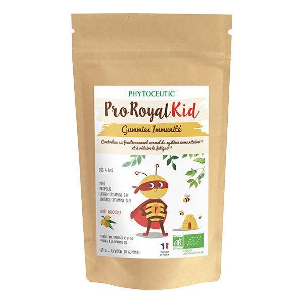 ProRoyal BIO - Gummies immunité spécial enfants - sachet de 30 gummies