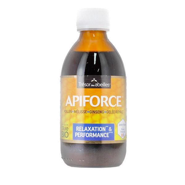 Trésor des Abeilles - Apiforce Bio 250ml