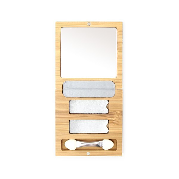 Zao MakeUp - Bamboo box Duo & applicateur