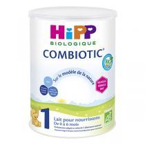 HiPP - Lait 1 COMBIOTIC pour nourrissons de 0 a 6 mois 800g