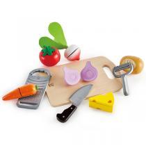 Hape - Les ustensiles de cuisine indispensables - Des 3 ans