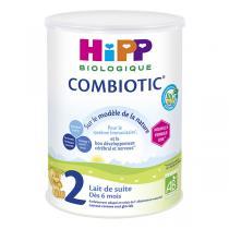 Hipp - Lait 2 COMBIOTIC® dès 6 mois boîte 800g