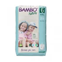 Bambo Nature - 18 culottes d'apprentissage T6 XXL 18+kg