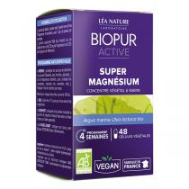 Biopur - Active Super Magnésium 48 gél.