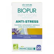 Biopur - Infusion Anti Stress 20 sachets