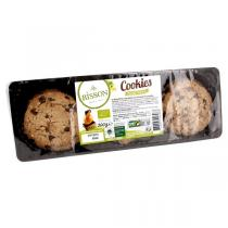 Bisson - Cookies chocolat noisettes 200g