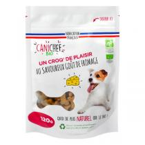 Canichef - Friandises gourmandises pour chien 120g