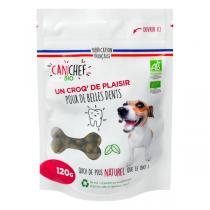 Canichef - Friandises hygiène bucco dentaire chien 120g