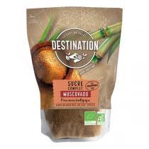 Destination - Sucre de Canne Complet Muscovado Bio 500g