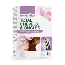 Diet Horizon - Total cheveux & ongles - 60 comprimés