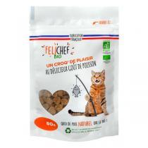 Felichef - Friandises gourmandises pour chat 80g