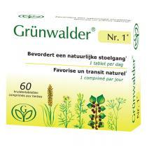 Grunwalder - Grünwalder Nr1 60 comprimés