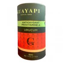 Guayapi - Urucum bio - 80 comprimés