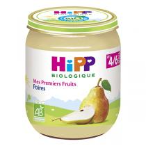 HiPP - Poires pot 4-6 mois 125g