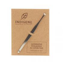 Indigène - Coton-tige inox