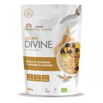Iswari - Avoine Divine Maca, Cannelle & Beurre d'Amande