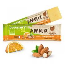 Overstims - Pâtes d'amande Amélix Bio Orange confite x4