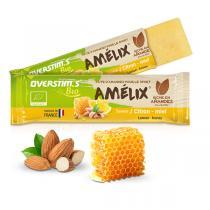 Overstims - Pâtes d'amande Amélix Bio Citron Miel x4