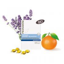 Pranarôm - Sommeil et Relaxation Bio 30 capsules