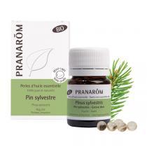 Pranarôm - Huile essentielle de Pin sylvestre Aiguille 60 perles