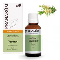 Pranarôm - Huile essentielle de Tea-tree Feuille 30ml