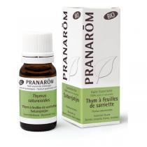 Pranarôm - Huile essentielle de Thym à feuilles de sarriette Sommité fleu