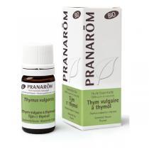 Pranarôm - Huile essentielle de Thym vulgaire à thymol Sommité fleurie 5m