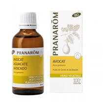 Pranarôm - Huile végétale d'Avocat 50ml
