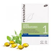 Pranarôm - Voies respiratoires 30 capsules