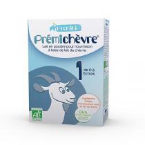 Prémibio - Prémichèvre 1er âge 600g - De 0 à 6 mois