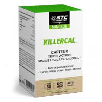 STC Nutrition - Killercal® - 90 gélules