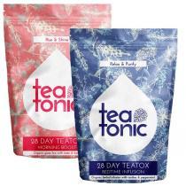 TeaTonic - Skinny Teatox - Cure de thé minceur de 28 jrs