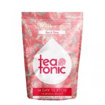 TeaTonic - Teatox Morning Boost-Thé détox 14 infusettes
