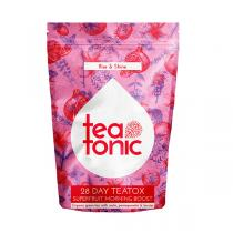 TeaTonic - Teatox Superfruit Morning Boost - Thé détox