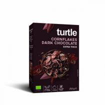 Turtle - Cornflakes enrobés de chocolat noir 250g