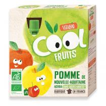 Vitabio - Cool Fruits Pomme 4x90g