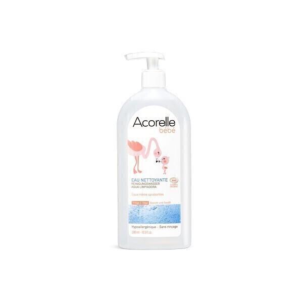 Acorelle - Eau nettoyante sans rinçage 500ml