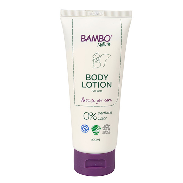 Bambo Nature - Lotion pour le corps 110g