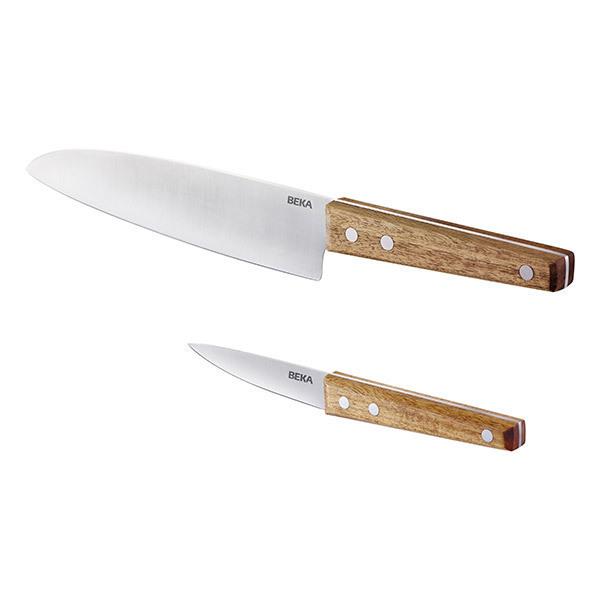 Beka - Set couteau de chef et couteau d'office Nomad