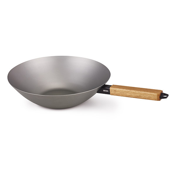 Beka - Poêle wok en acier Nomad 24cm