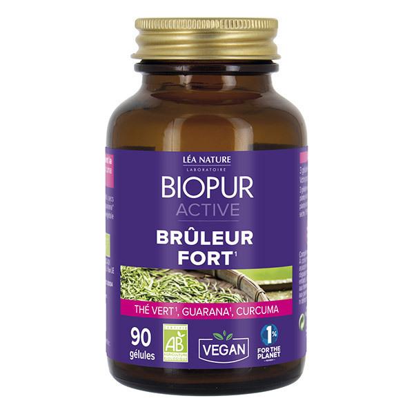 Biopur - Active Brûleur fort - 90 gél.