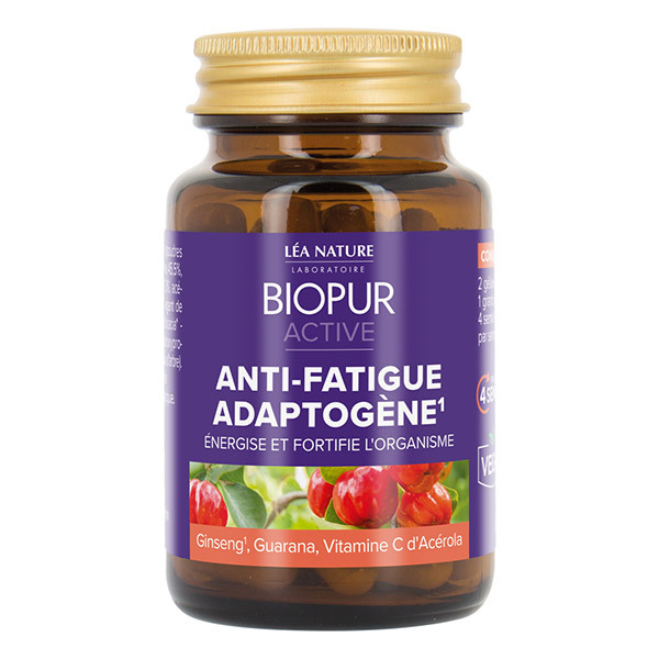 Biopur - Active Anti-fatigue adaptogène 26g